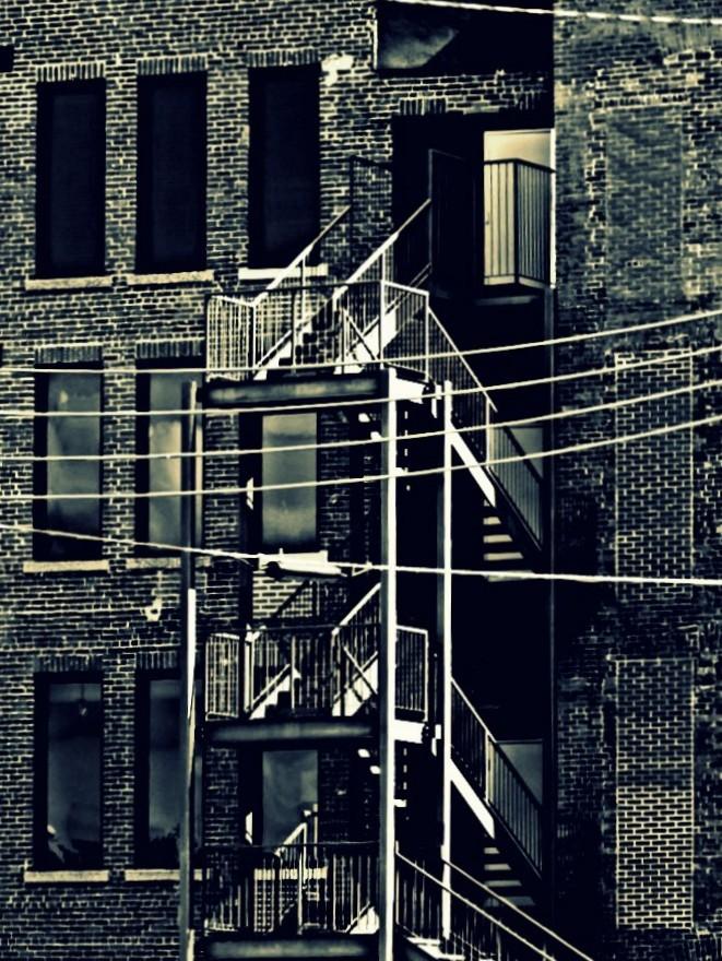 fenêtres condamnées - condammed windows
