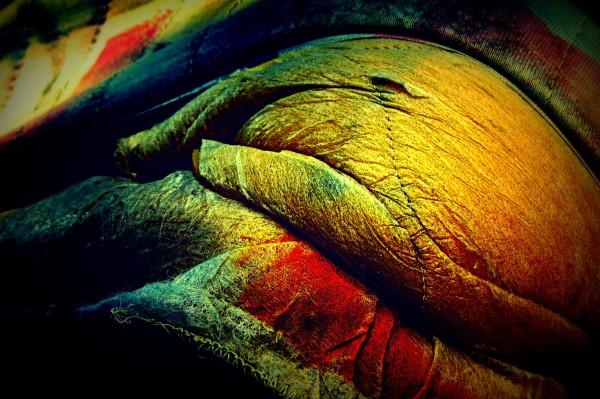 vagues de couleur - wave of colors