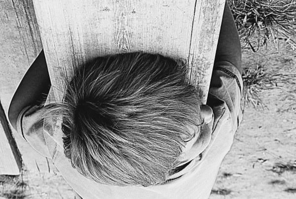 je dors debout - sleeping standing