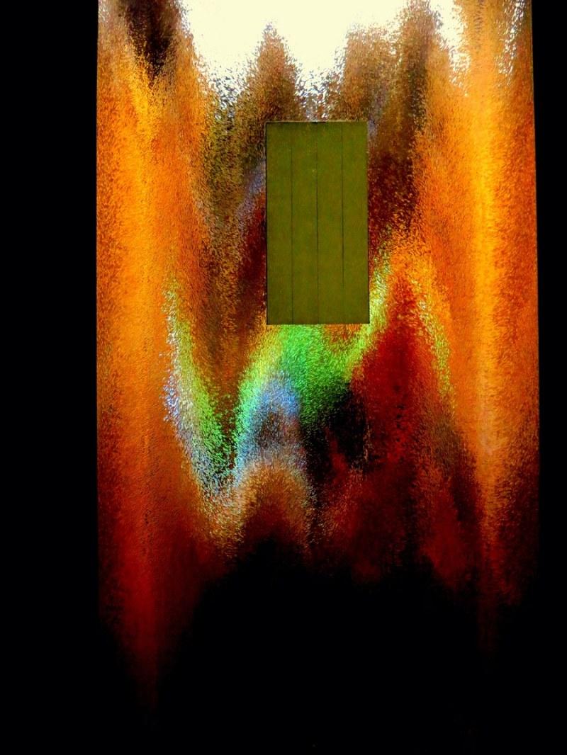 le rectangle vert - the green rectangle