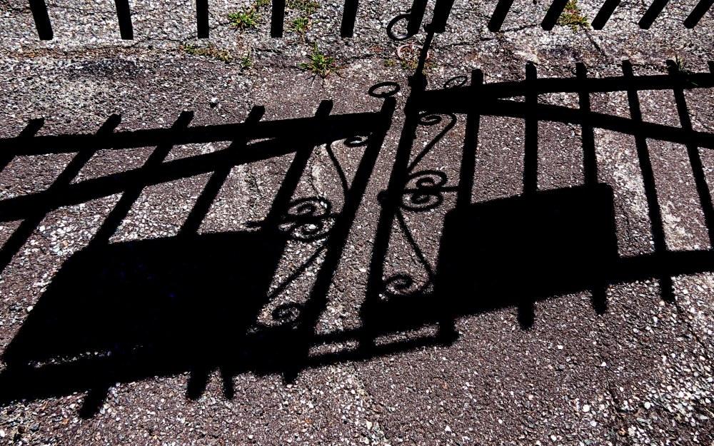 porte fermée -  closed door