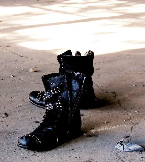 les bottes - the boots