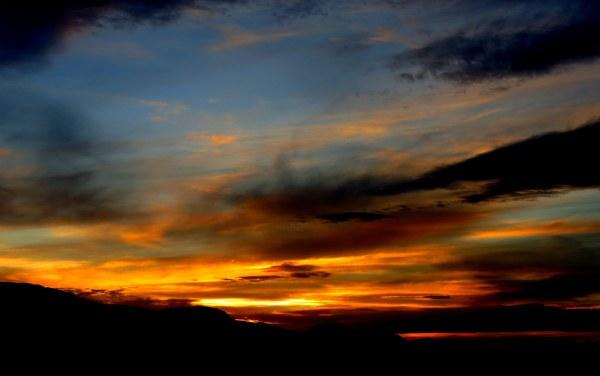 un ciel qui nous réserve peut-être des surprises
