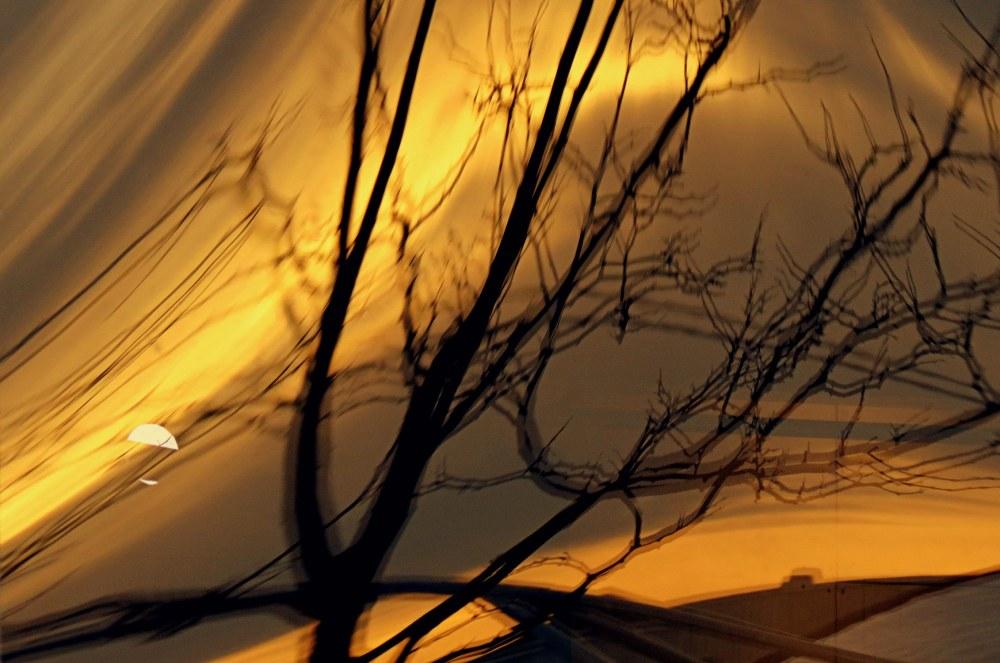 derniers rayons de soleil