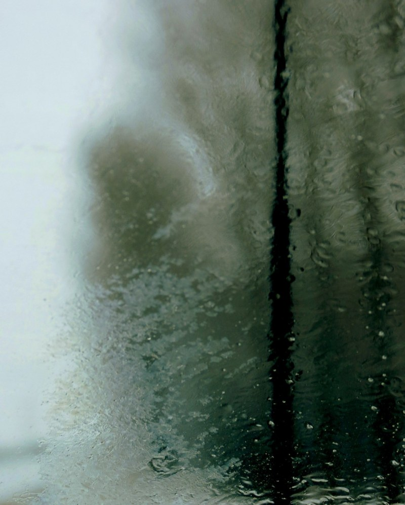 l'imaginaire sous la pluie