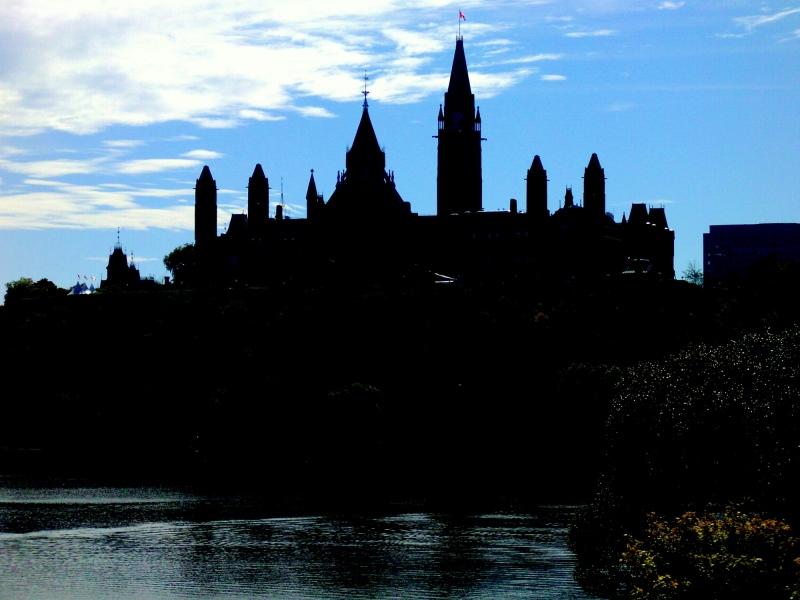 parlement sur rivière Outaouais