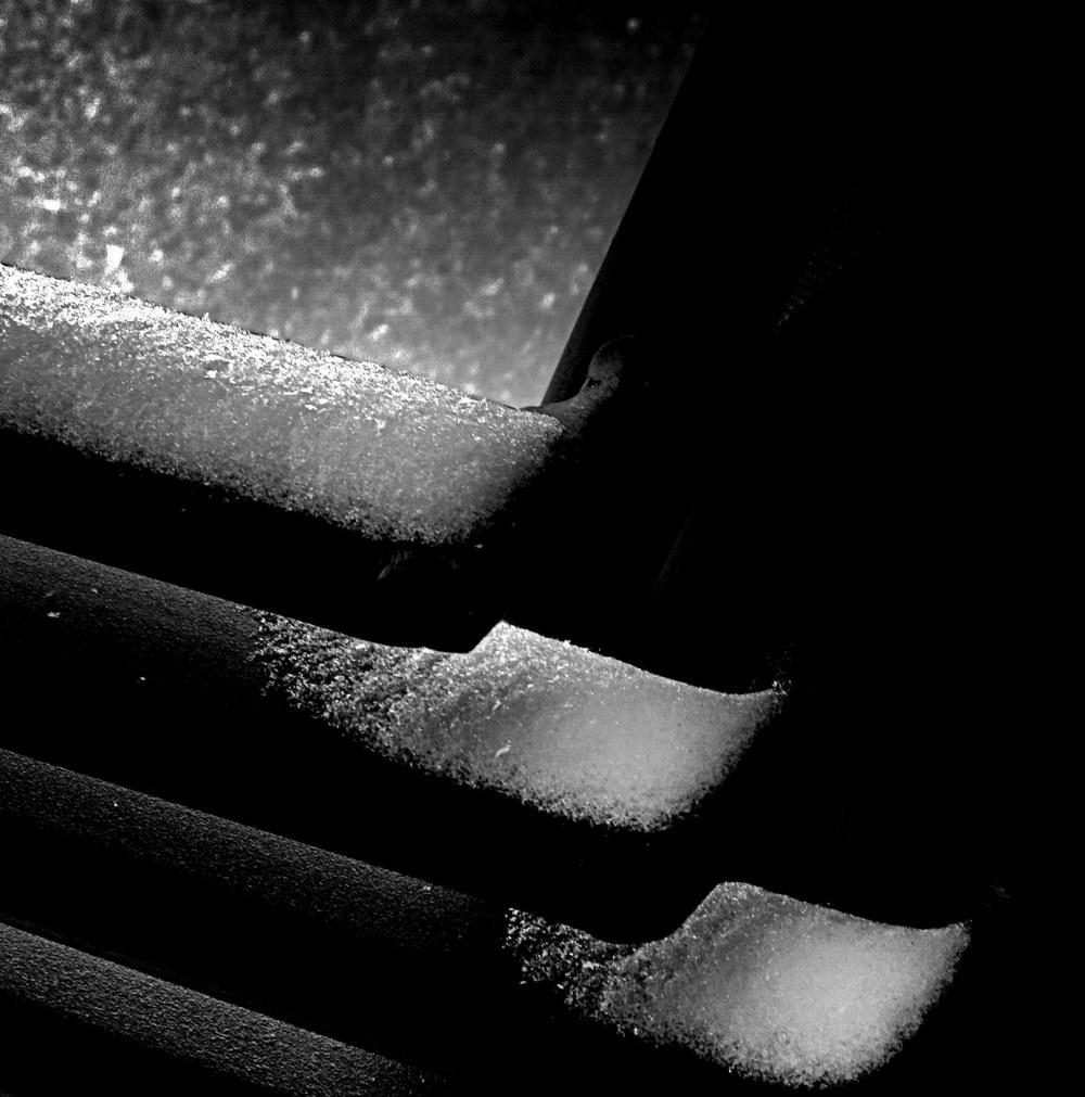 traces de neige