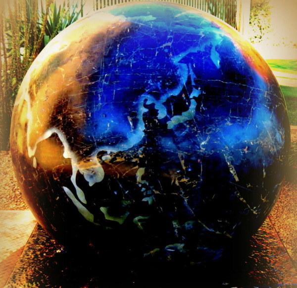 la terre est ronde, la preuve...