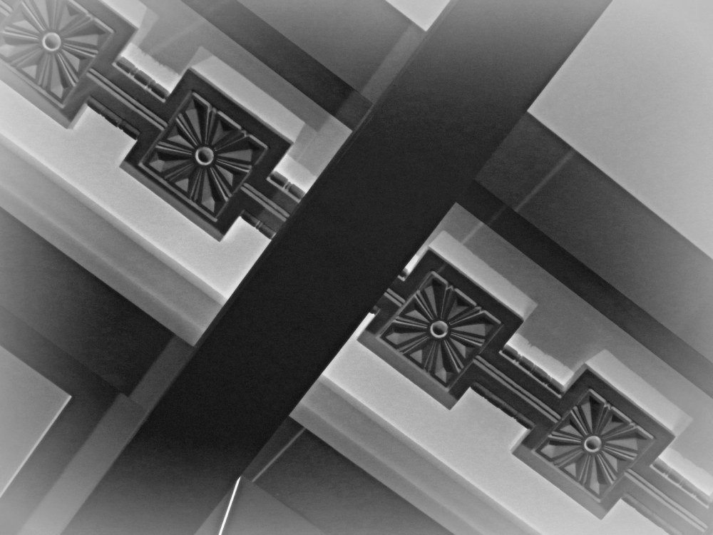 ceiling cross architecture