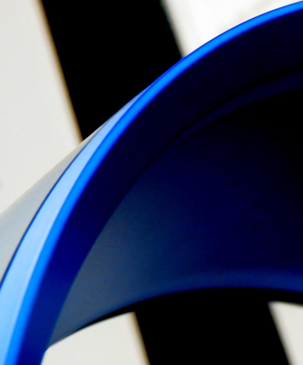 bleu et noir