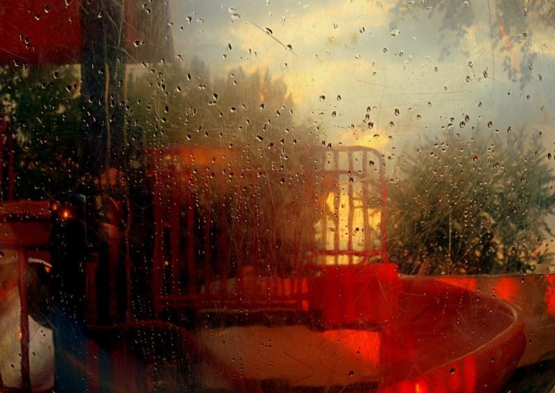 le soleil après la pluie
