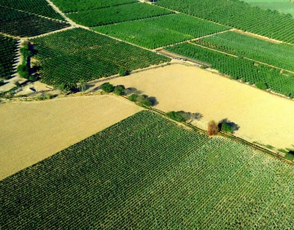 les terres agricoles du Pérou