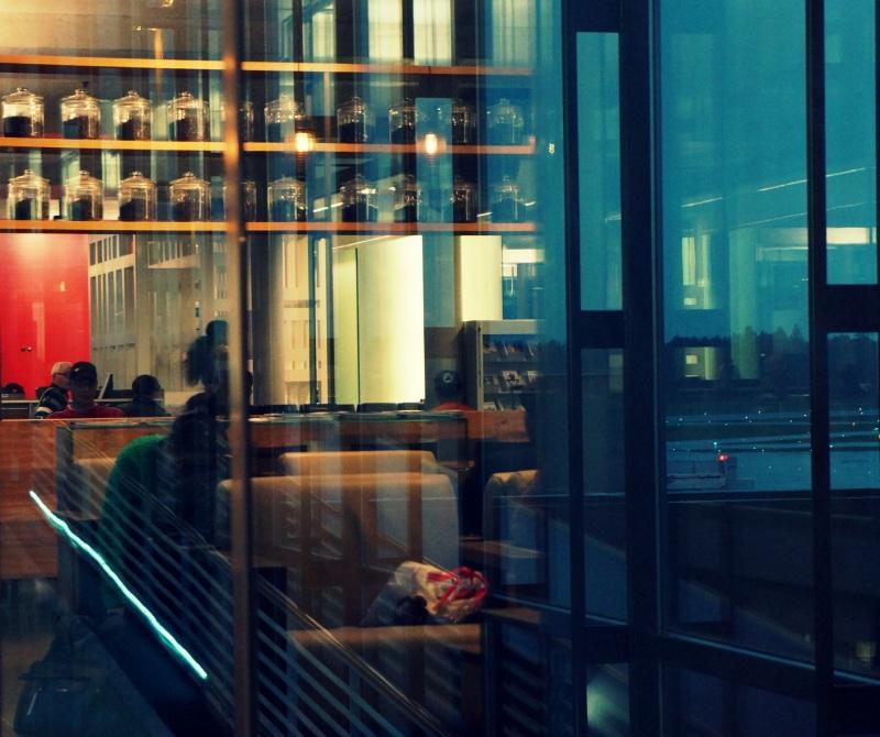 café de l'aéroport
