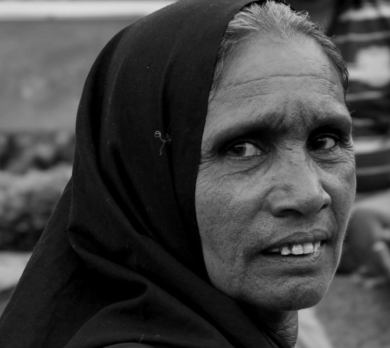 visages de l'Inde
