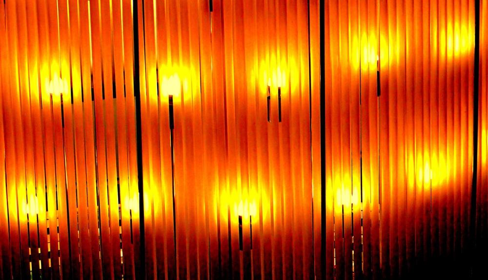 rideau de lumières