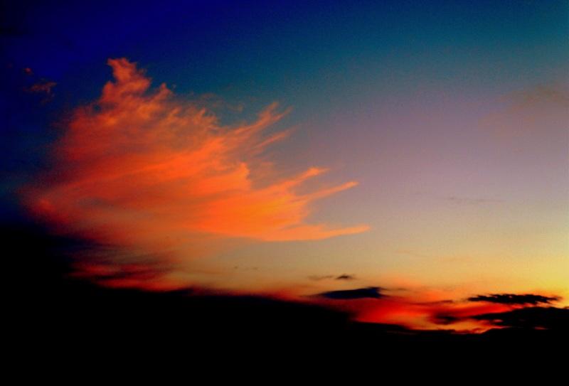 couleurs célestes