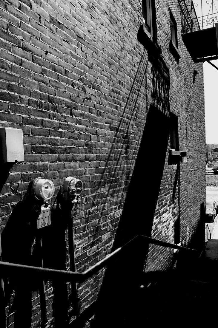 le balcon suspendu