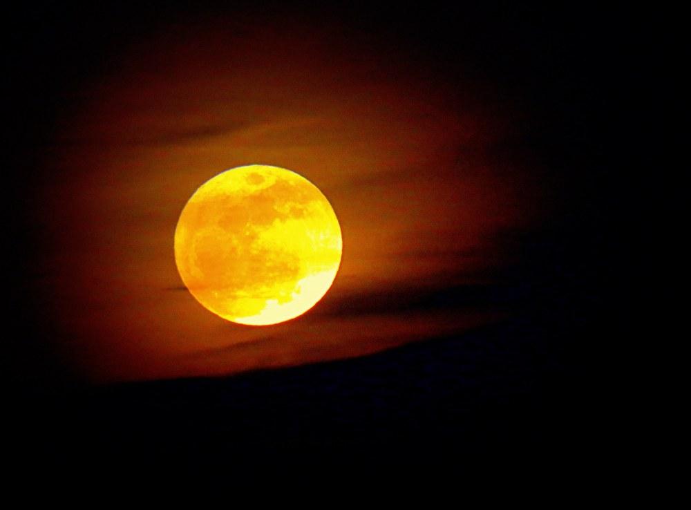 éclairage lunaire