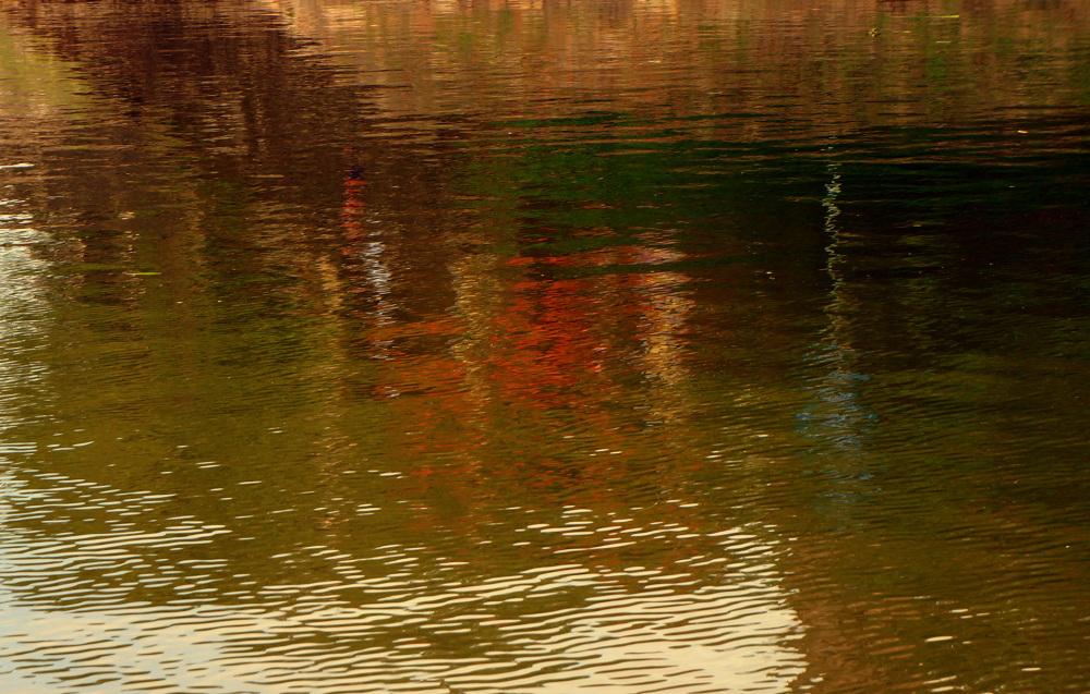 couleurs d'eau