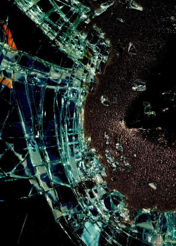 l'effondrement, hommage abstrait à Paris 13-11-15