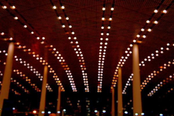 rayons de lumières