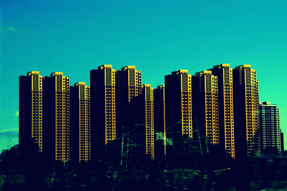 tours d'habitation en Chine