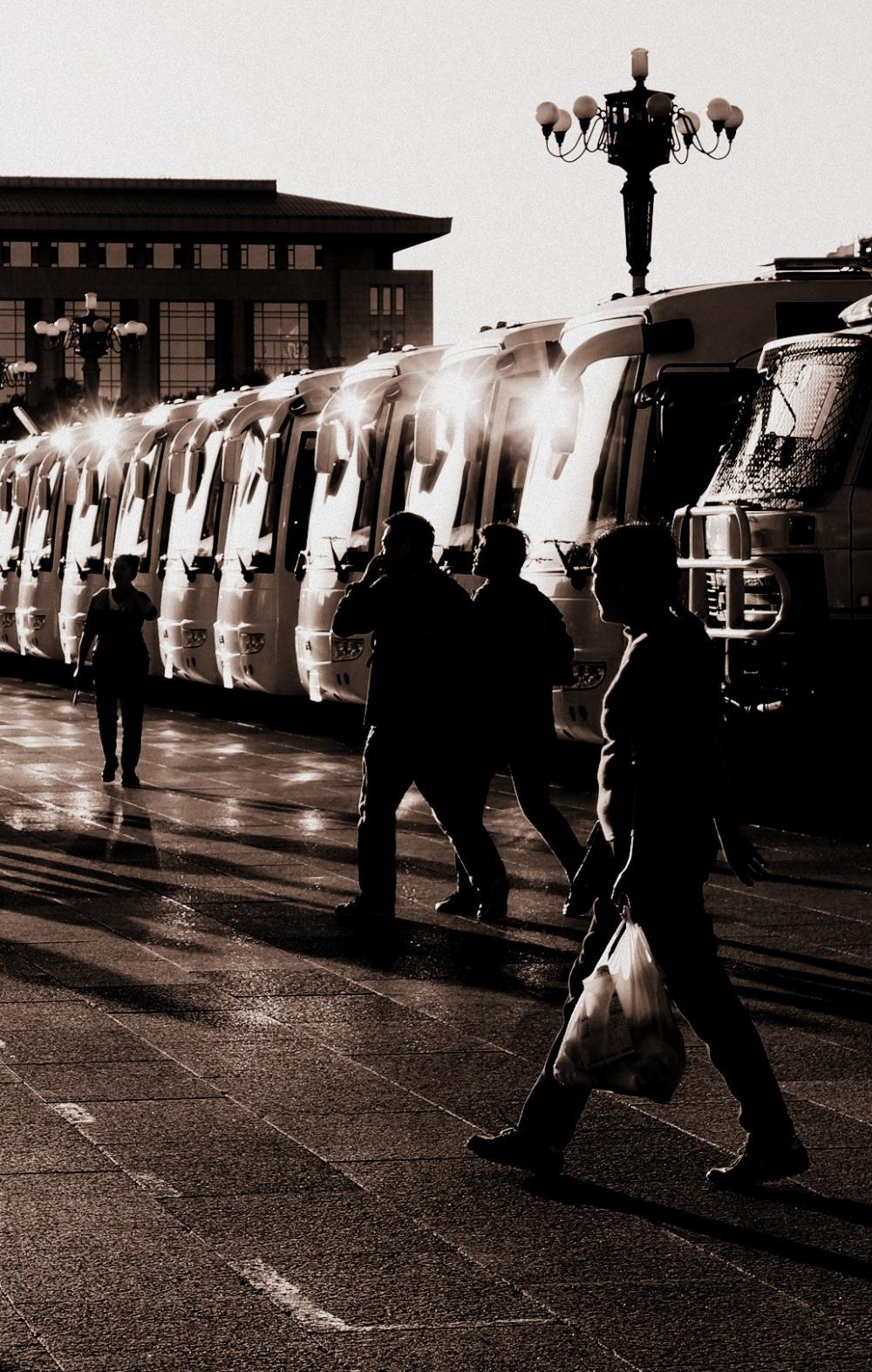 les autocars