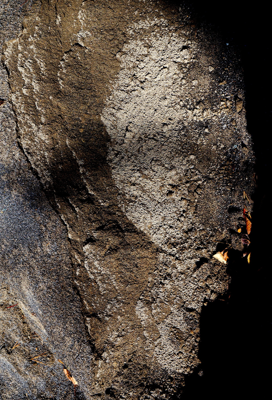 le masque de pierre