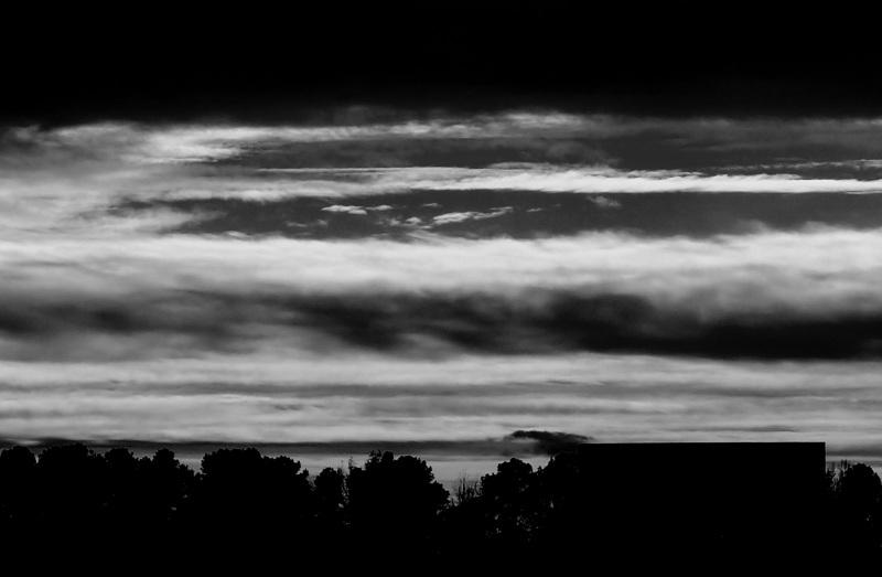 lignes de nuage