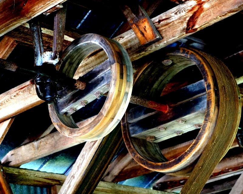 vieille machinerie