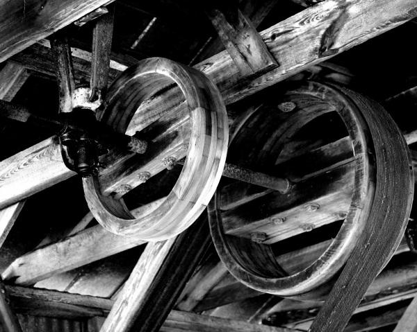 machinerie d'antan