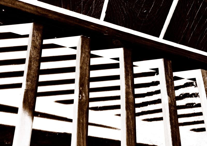le piano en escalier