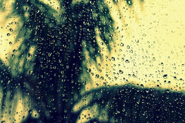 un autre jour de pluie
