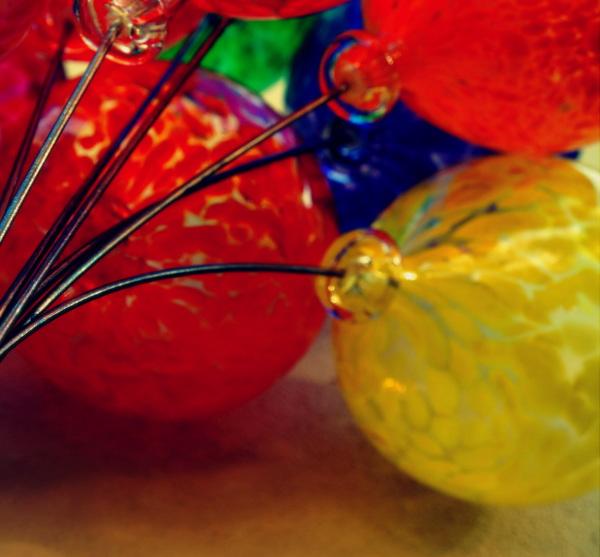 le bouquet de ballons