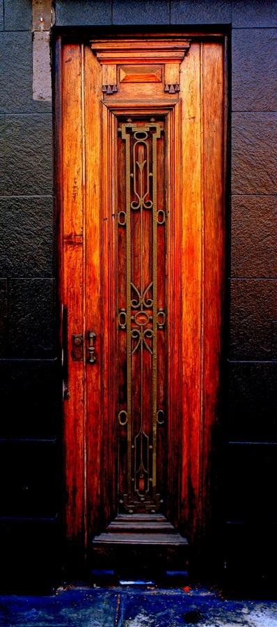 la porte trop étroite