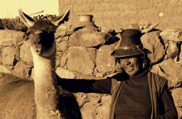 visages du Pérou