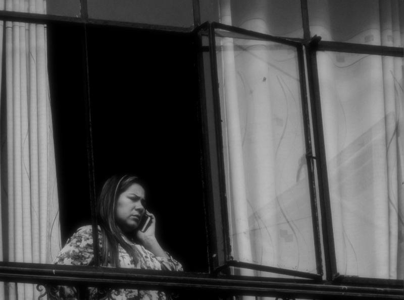 appel à la fenêtre