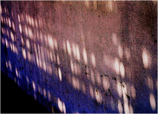 le mur et ses ombres