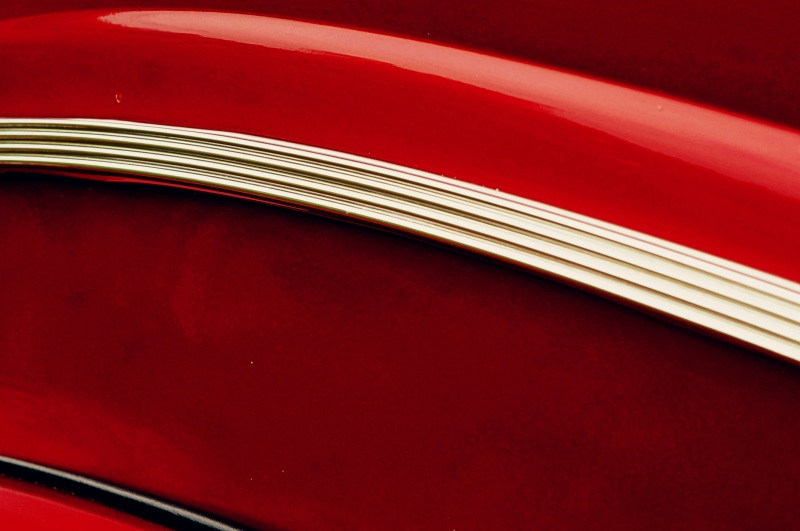 lines on a car