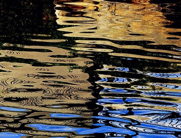 reflet d'eau