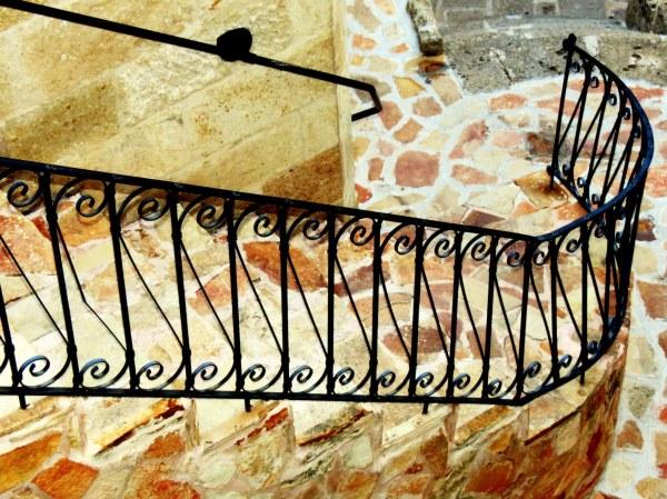 the cast iron ramp