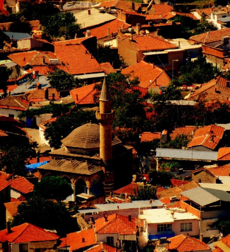 les toits de Turquie
