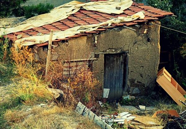 la maison délabrée (Pérou)