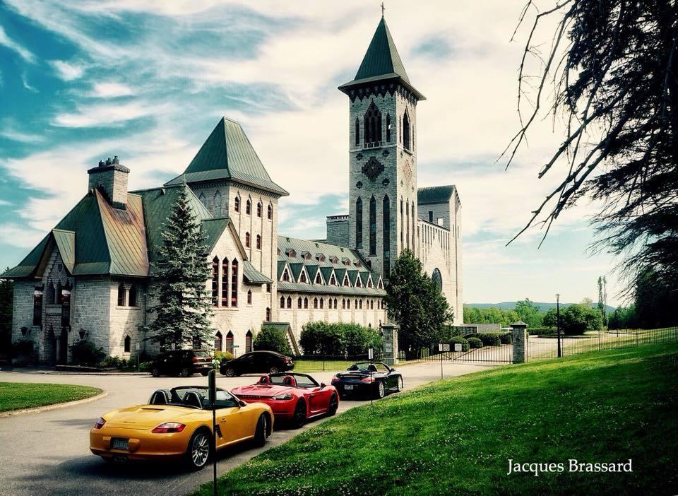 L'Abbaye St-Benoit