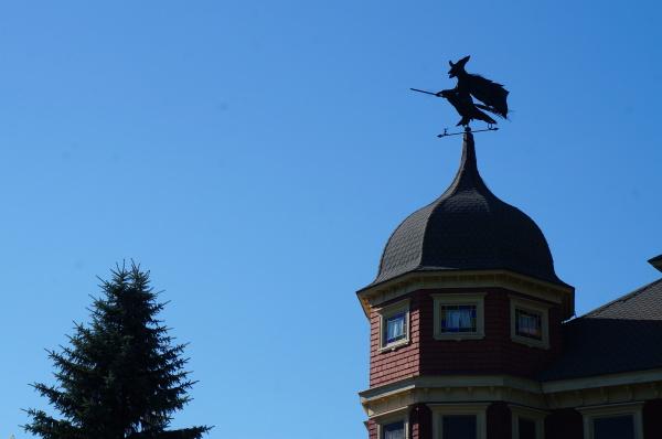 la girouette de witch bay