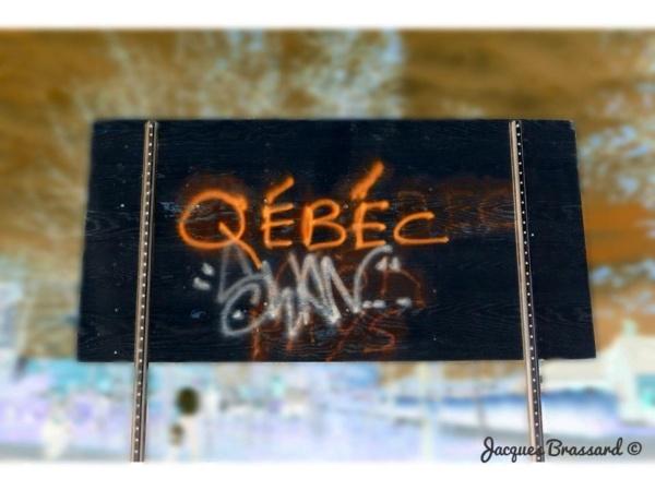Québec et non qébéc
