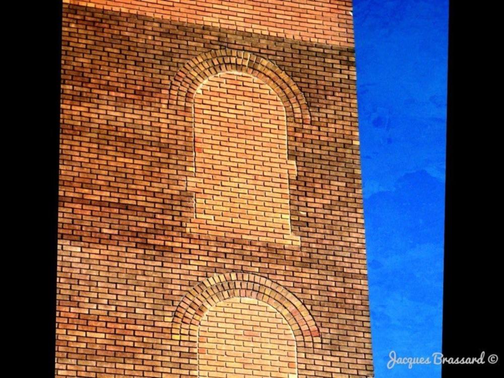 Fausses fenêtres