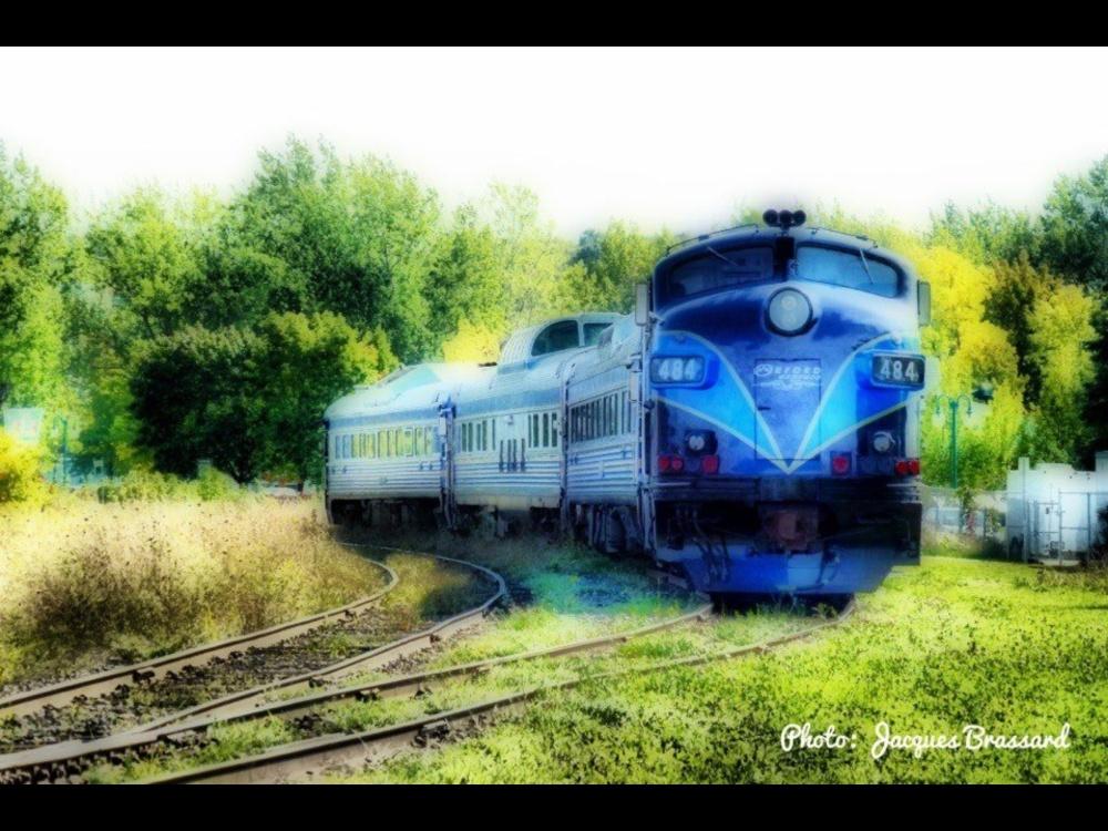 Train Orford