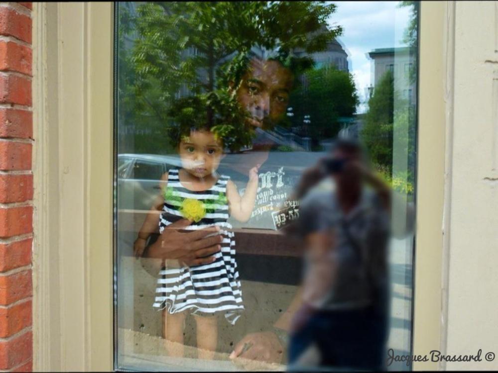 L'homme et son enfant