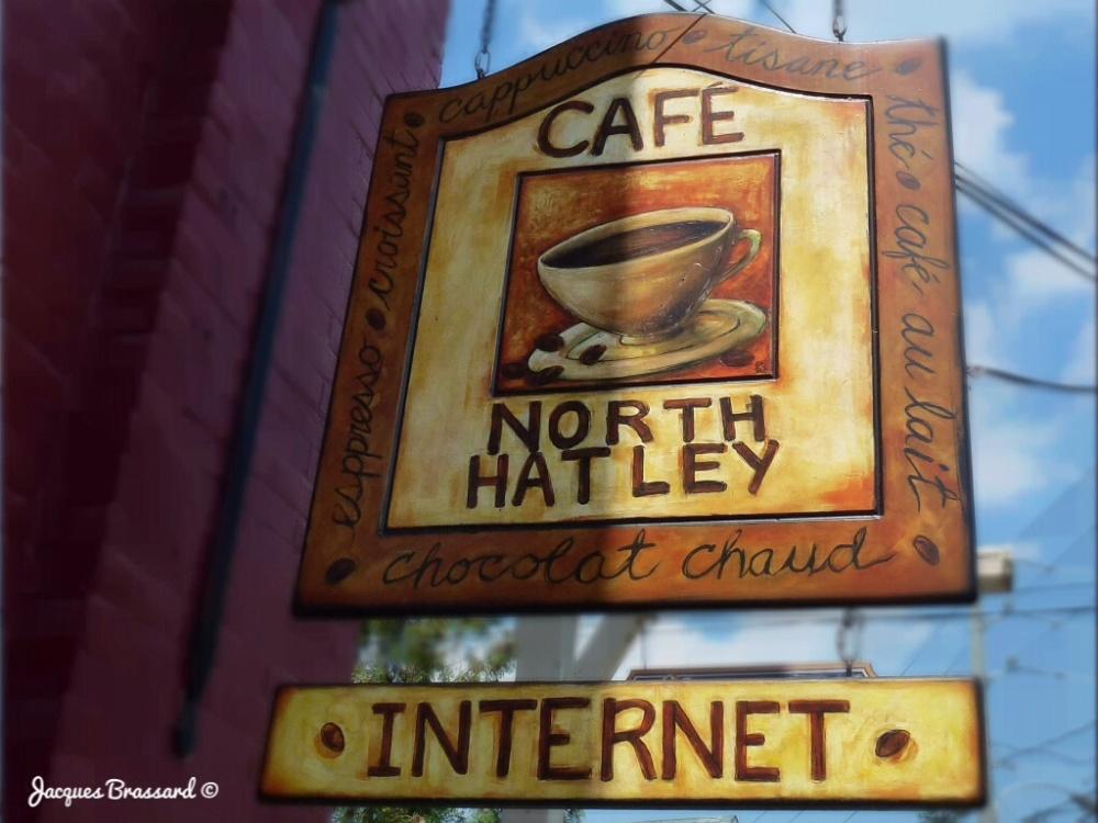 Duo: café et internet